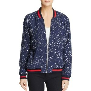 Sanctuary Rock Stars Lightweight Bomber Jacket NEW